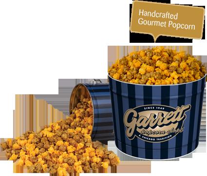 Handcrafted Gourmet Popcorn